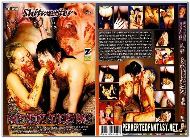 Shitmaster - 49 - Kotz Meine Scheisse Raus (Z-factor)