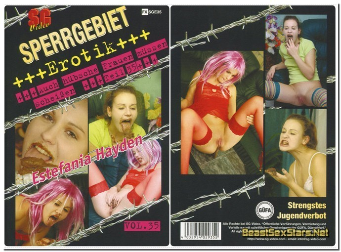 Sperrgebiet Erotik No.35 - SG-Video