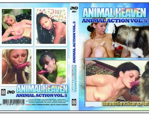 Animal Heaven – Animal Action Volume 5