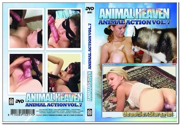 Animal Heaven - Animal Action Volume 7