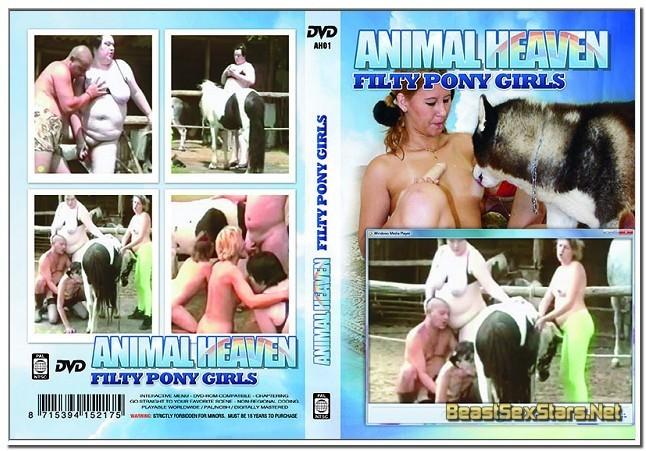 Animal Heaven - Filty Pony Girls
