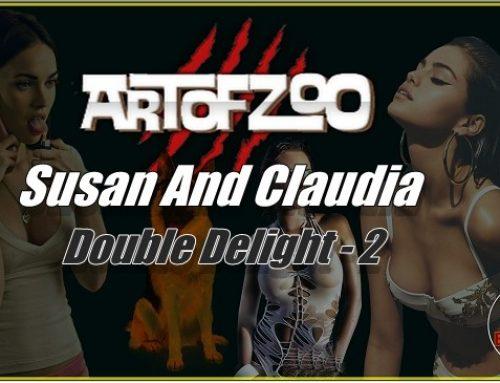 ArtOfZoo.Com – Susan And Claudia – Double Delight – 2