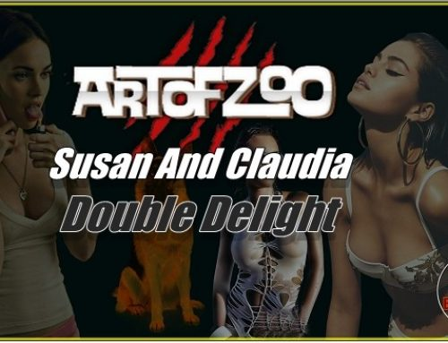 ArtOfZoo.Com – Susan And Claudia – Double Delight