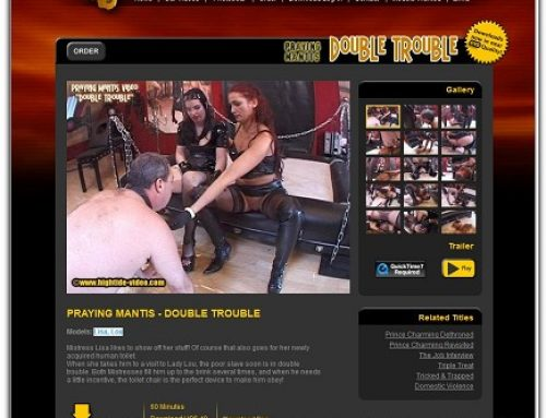 Double Trouble – Lisa, Lou – Hightide Video Productions