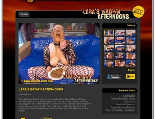 Lara's Brown Afternoons – Lara – Hightide Video Productions