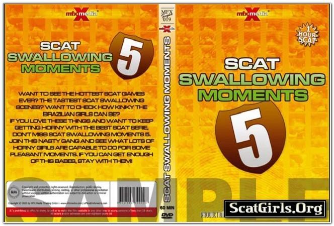 Scat Swallowing Moments 5 - MFX Media