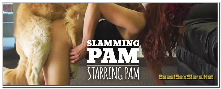 Slamming Pam - Pam Brings That Sweet Pussy Back For Sam To Enjoy