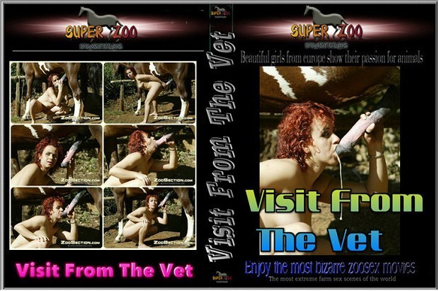 Super Zoo - Visit From The Vet