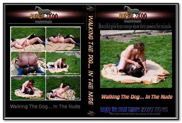 Super Zoo - Walking The Dog... In The Nude