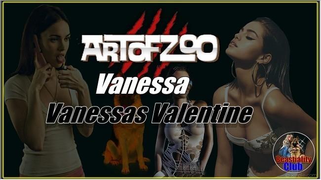 ArtOfZoo.Com - Vanessa - Vanessas Valentine