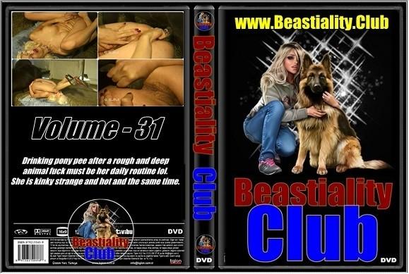 Beastiality Club Series - Volume - 31