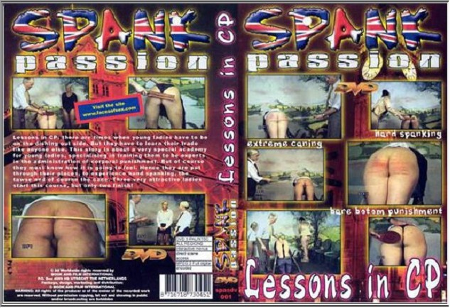 Spank Passion - Lessons In Cp