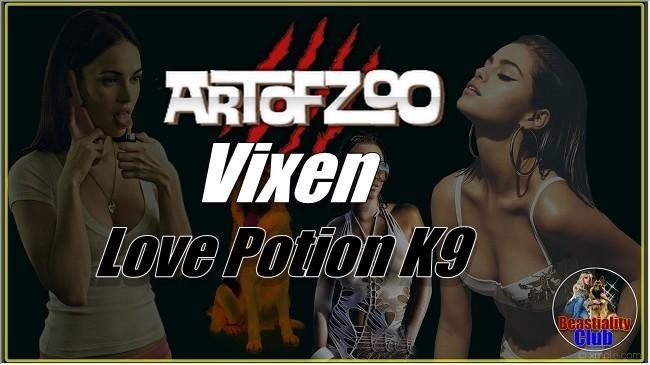 ArtOfZoo.Com - Vixen - Love Potion K9
