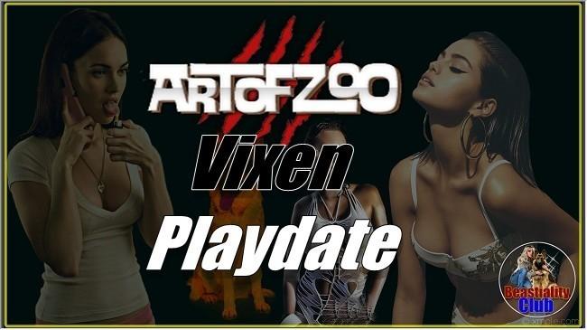 ArtOfZoo.Com - Vixen - Playdate