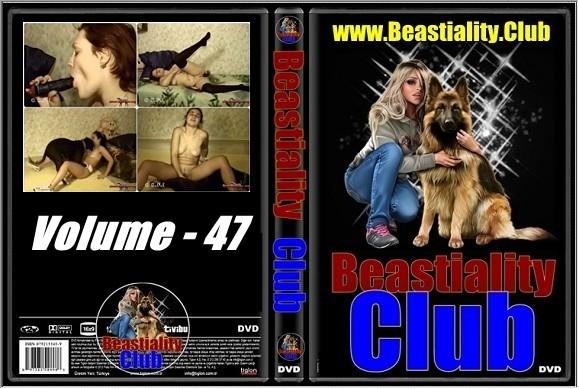 Beastiality Club Series - Volume - 47