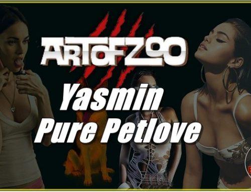 ArtOfZoo.Com – Yasmin – Pure Petlove