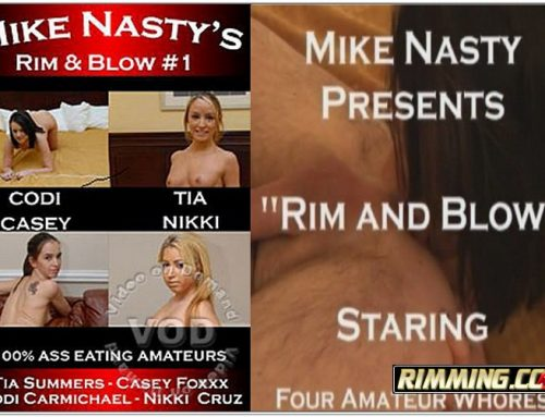 Mike Nastys – Rim And Blow VOL1