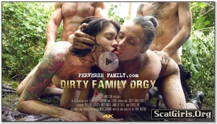 PerverseFamily.Com - Dirty Family Orgy