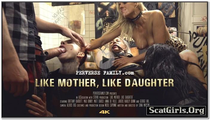 PerverseFamily.Com - Like Mother Like Daughter