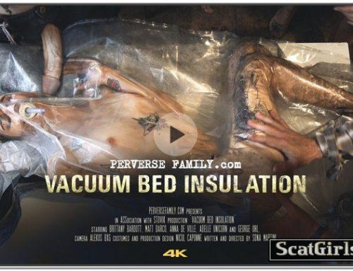 PerverseFamily.Com – Vacuum Bed Insulation