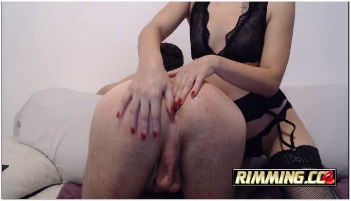 013 - Kinky Massage with Oil for his Ass!