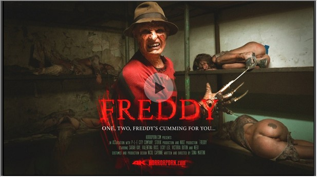 HorrorPorn.com - Freddy