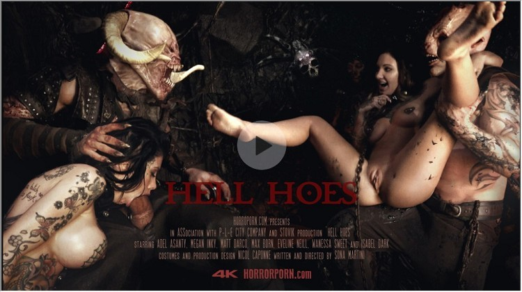 HorrorPorn.com - Hell Hoes
