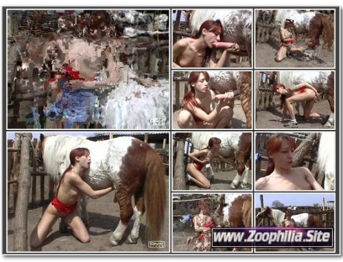 0122 – EXTREME SEX SCENES WITH HORSES