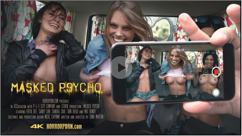 HorrorPorn.com - Masked Psycho