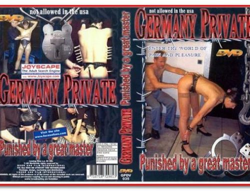 Germany Private – PUNISHED BY A GREAT MASTER