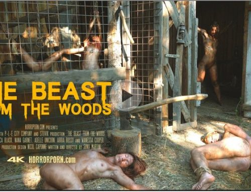 HorrorPorn.com – The Beast From The Woods