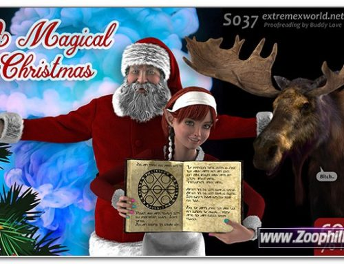 A Magical Christmas – ExtremeXWorld.Net