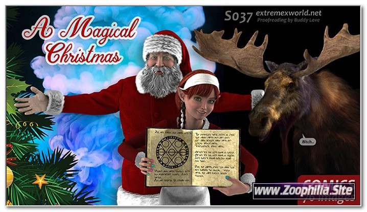 A Magical Christmas - ExtremeXWorld.Net