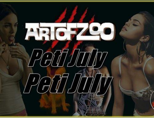 ArtOfZoo.Com – Peti July – Peti July