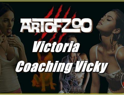 ArtOfZoo.Com – Victoria – Coaching Vicky