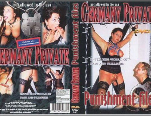 Germany Private – Punishment Files 2