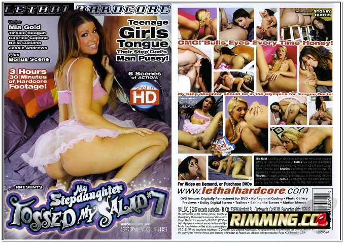 My StepDaughter Tossed My Salad Vol 7