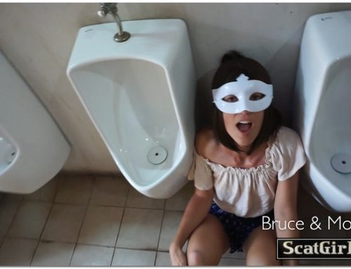 I Swallow Piss As A Urinal – BruceAndMorgan