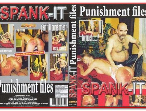 Spank-It – Punishment Files