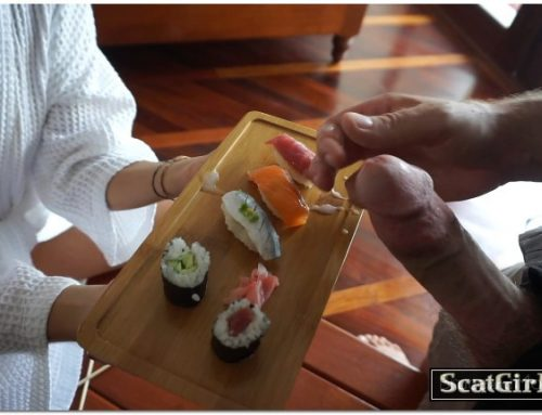 Sushi Delivery – BruceAndMorgan