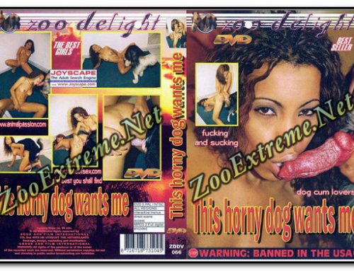 Zoo Delight – This Horny Dog Wants Me