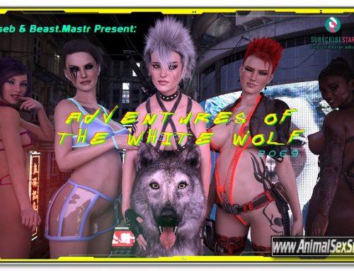 GodItsEb – Adventures of the White Wolf Part 5