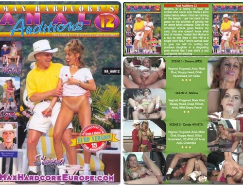 Max Hardcore\'s – Anal Auditions 12