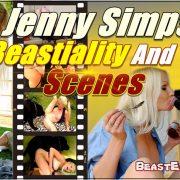 Jenny Simpson – Beastiality And Porn Scenes
