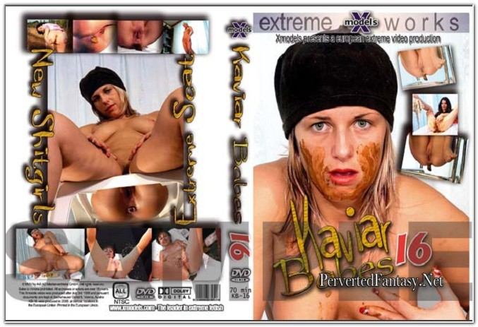 Kaviar Babes 16 – X-Models