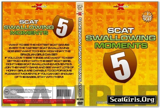 Scat Swallowing Moments 5 – MFX Media