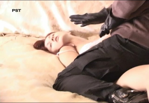 129 - Nylon Stocking Strangler