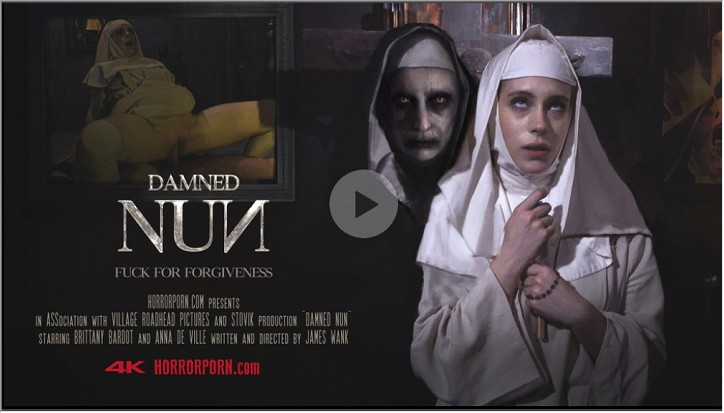 HorrorPorn.com - Damned Nun