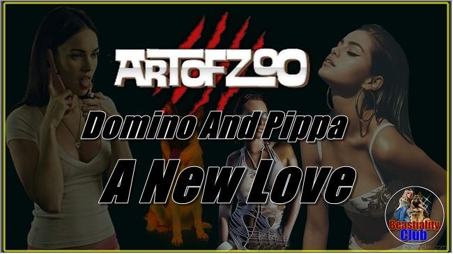 ArtOfZoo.Com – Domino And Pippa – A New Love