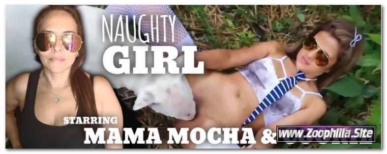 Mama Mocha & Cookie – Naughty Girl